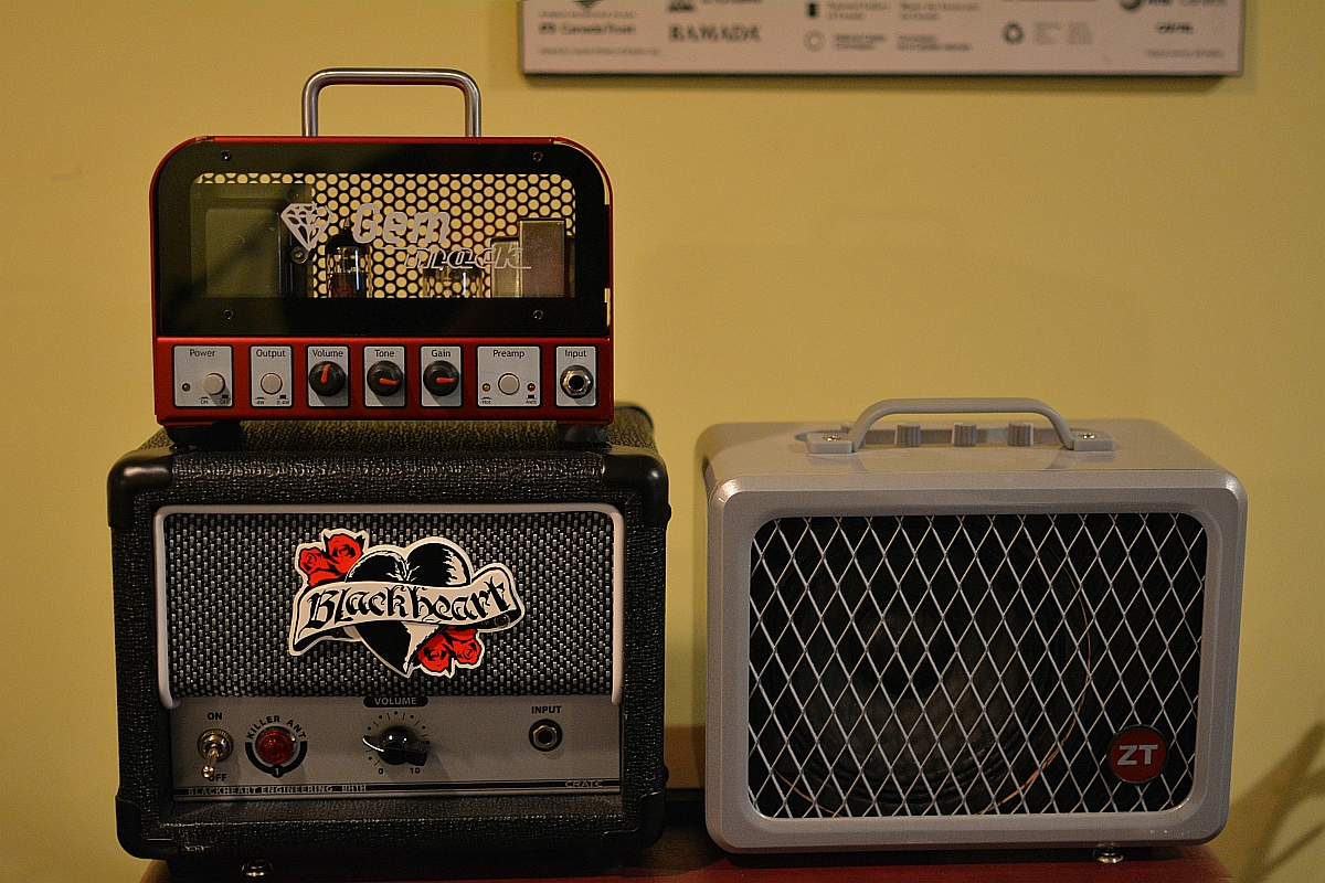 Specs for the amps are below. Bedroom Amps   My Les Paul Forum